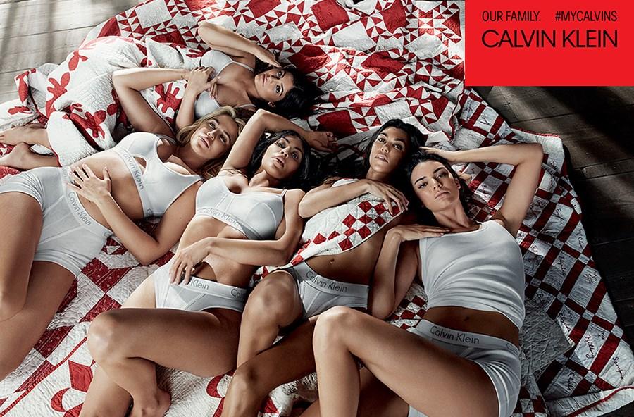 Sestre Kardashian-Jenner zaštitna lica Calvin Klein