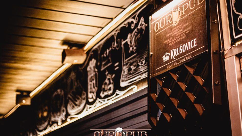Ugođaj češke pivnice u srcu Beograda – O.U.R. Pub