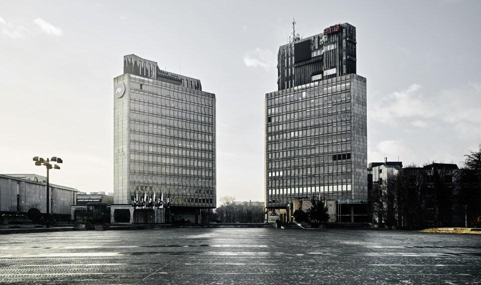 Betonska arhitektura Jugoslavije u njujorškom Muzeju savremene umetnosti