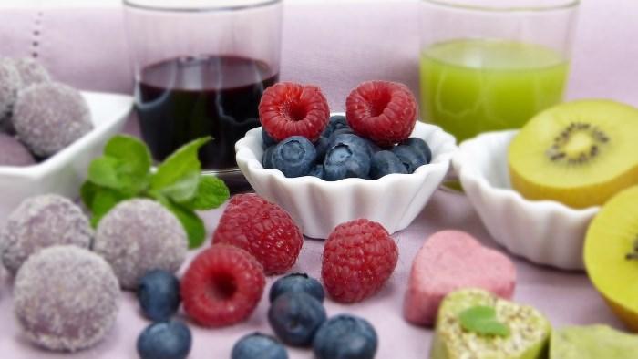 bobičasto voće i šejkovi kao prevencija prehlade i virusa kod dece