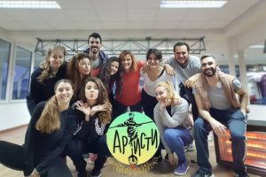 Zajednički stan – humanitarno igranje za Nastasju