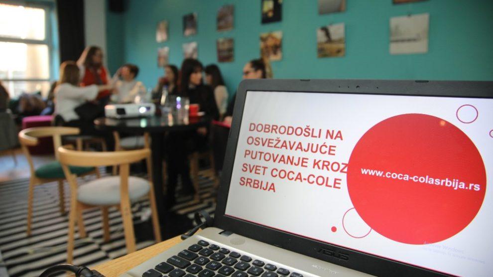 Coca-Cola Journey – dinamički magazin umesto korporativnog sajta