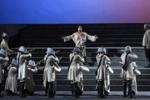 Ekskluzivno izvođenje opere Toska