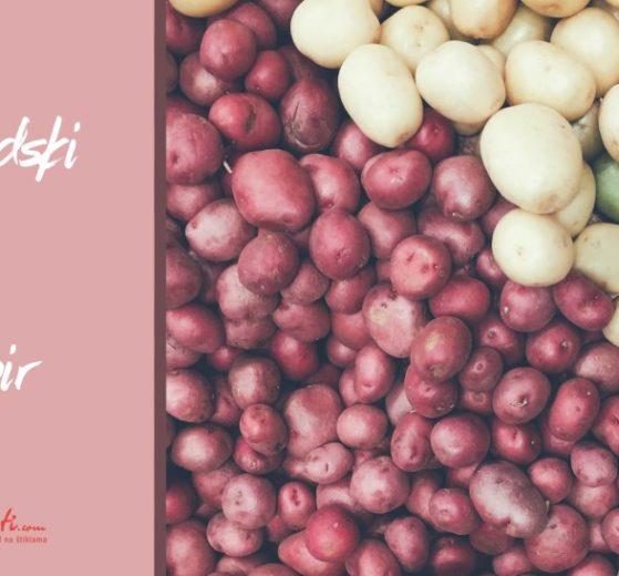 Recept za holandski pire krompir