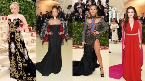 Met Gala 2018 moda sa crvenog tepiha