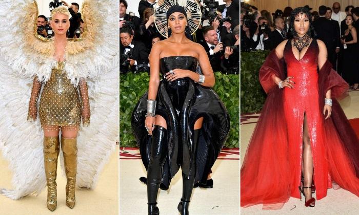 met gala 2018 moda najgore obučeni