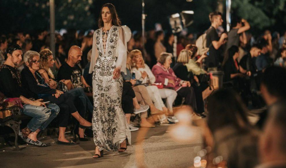 Najlepše haljine Serbian Fashion Weeka