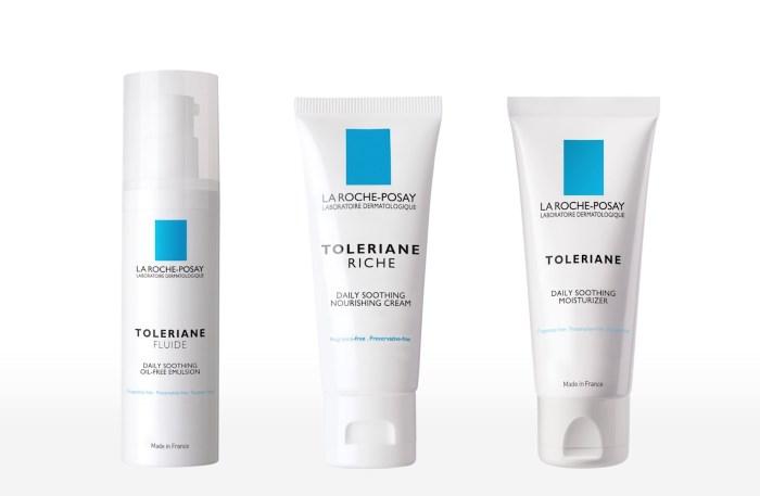 nega osetljive kože toleraine sensitive gel