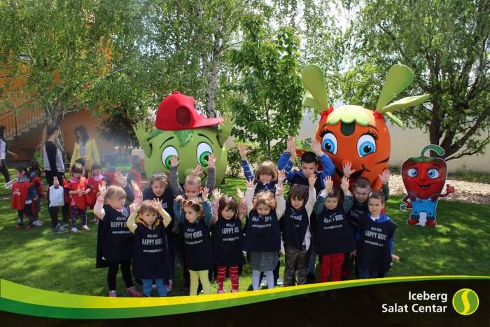 projekat mali poljoprivrednici okupio decu u iceberg salat centru