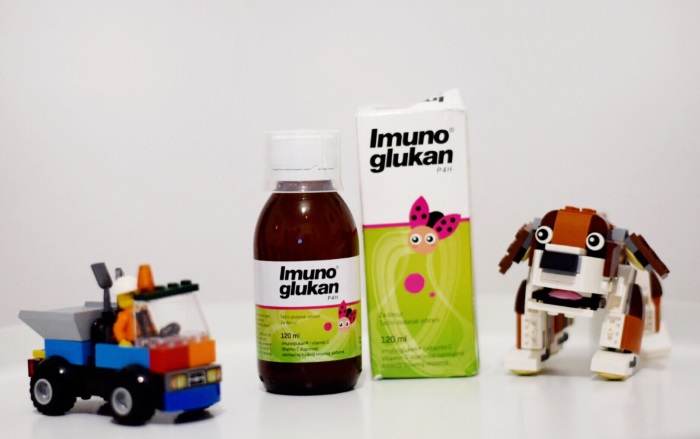 imunoglukan za jačanje imuniteta kod dece