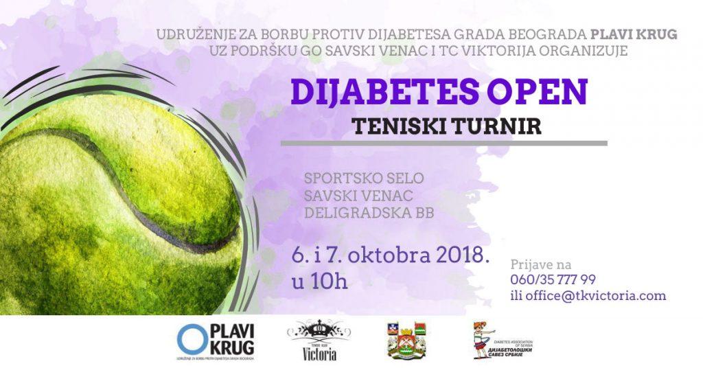 dijabetes open 2018 najava