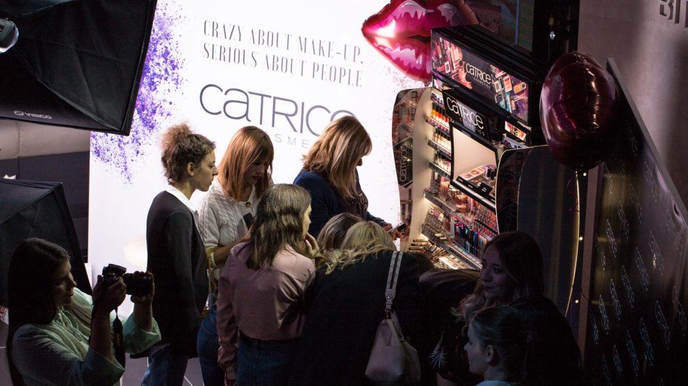 CATRICE predstavio najnovije make up trendove za sezonu jesen/zima 2018.