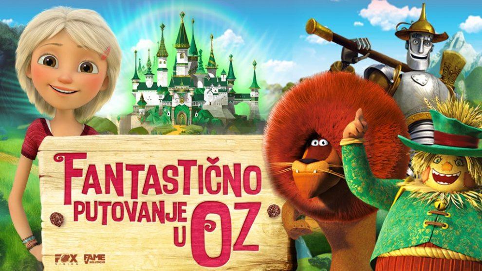 Premijera filma Fantastično putovanje u Oz