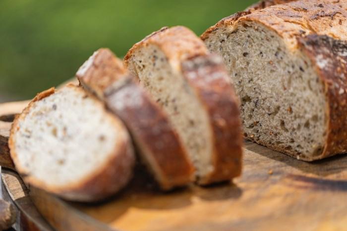 kriške hleba