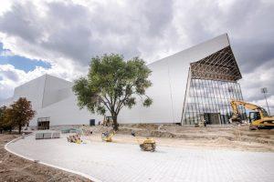 Uskoro otvaranje šoping centra Promenada u Novom Sadu