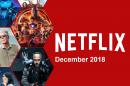 Novo na Netflixu u decembru