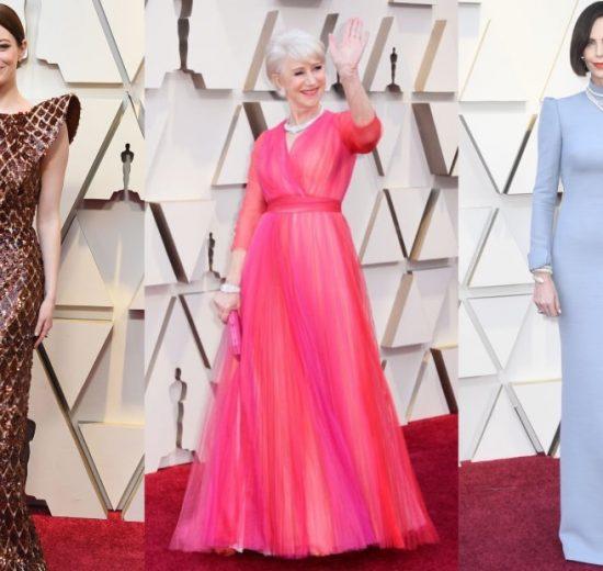 Oskar 2019 moda sa crvenog tepiha