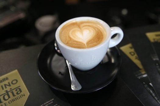 Barcaffé Barista Cup srce u šolji kafe
