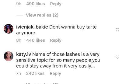 bojkot tarte cosmetics komentari 8
