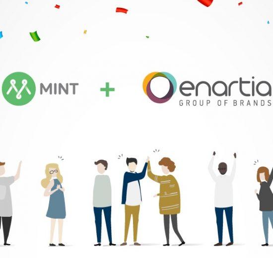Mint Hosting postao deo kompanije Enartia