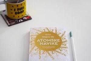 Svetski bestseler Atomske navike objavljen i na srpskom jeziku
