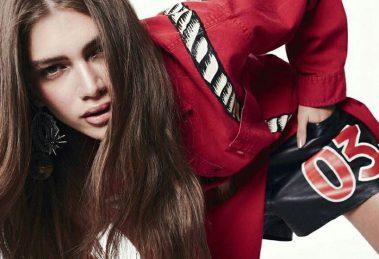 Victoria Sampaio prvi trans model Victoria's Secret!