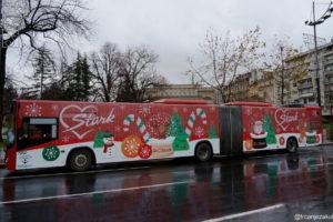 Štarkova novogodišnja čarolija – pozorište na točkovima do 07. januara