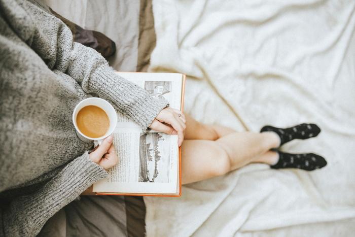 briga o sebi uz čitanje i kafu