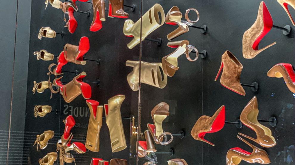 Jedinstvena Christian Louboutin izložba u Parizu