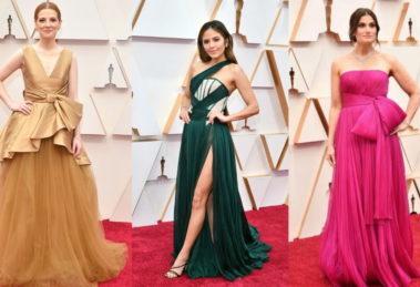 Oskar 2020 moda sa crvenog tepiha