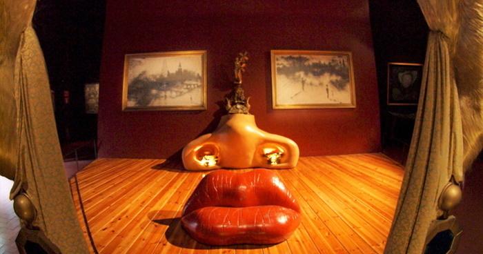 virtuelne muzejske ture - salvador dali