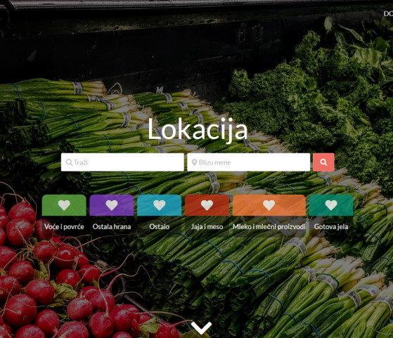 Ponovo radi pijaca! Online platforma za povezivanje prodavaca i kupaca
