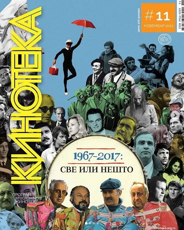časopis kinoteka