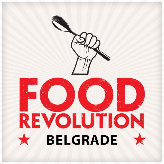revolucija hrane logo beograd