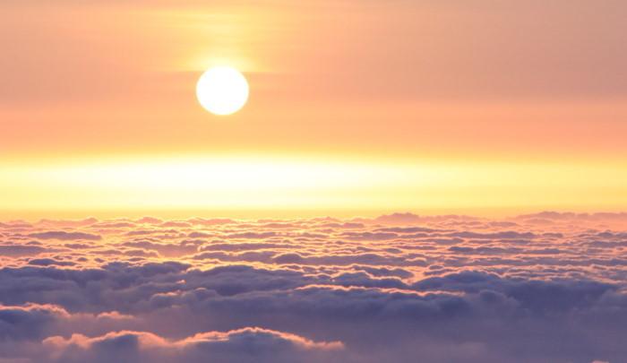 znak izlazećeg sunca