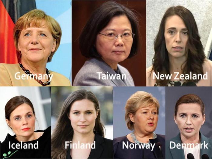 žene lideri