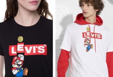 Levi's x Super Mario – kolekcija koja podiže stil na novi nivo