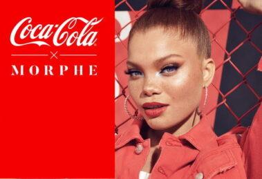 Delimo radost: Coca Cola šminka u kolaboraciji sa Morphe!