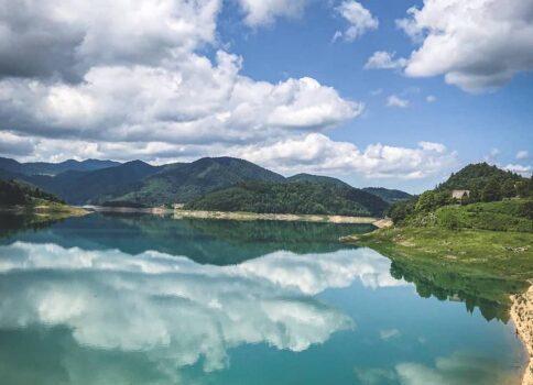šta posetiti u blizini tare ili zlatibora jezero zaovine