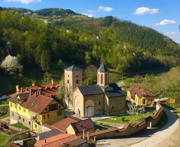 šta posetiti na tari ili zlatiboru manastir rača