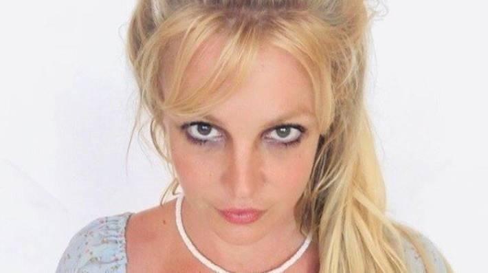 oslobodite Britney instagram screenshot