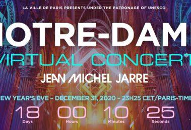 Virtuelni novogodišnji koncert Žan Mišel Žara iz srca Pariza!
