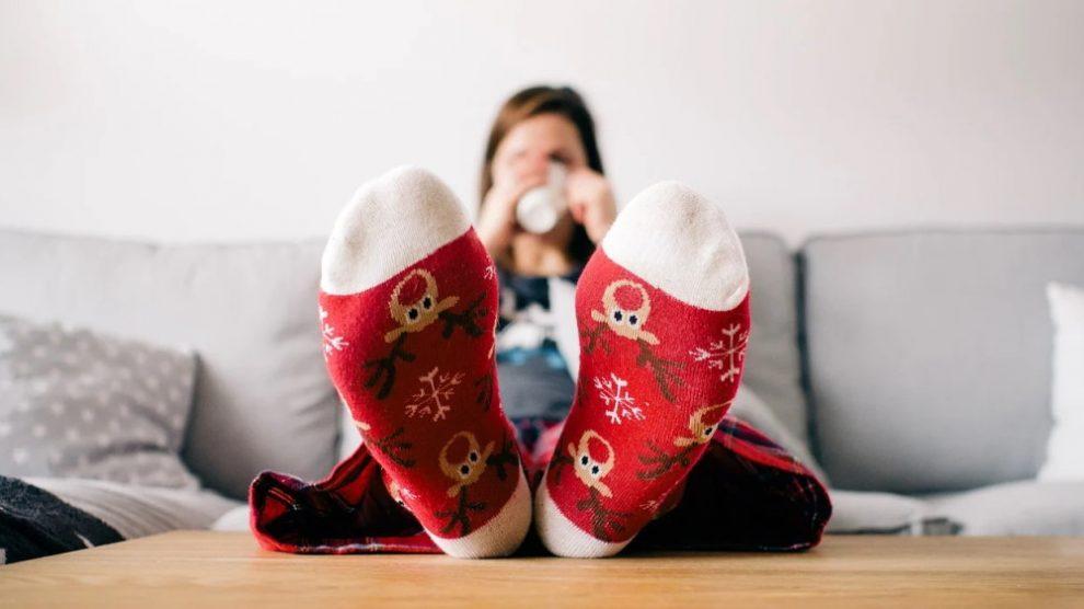 Novogodišnje pidžame za nju, njega i decu