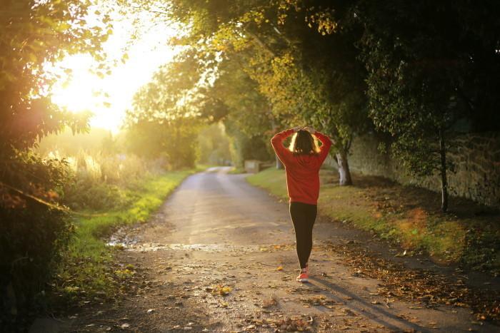 šetnja u prirodi dobra za mentalno zdravlje