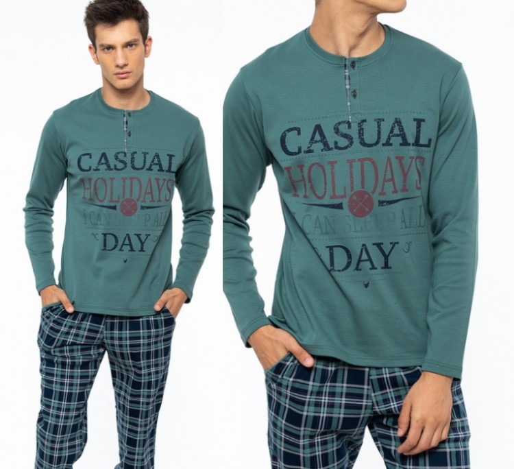 novogodišnje pidžame za njega