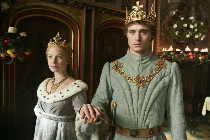 bela kraljica scena iz serije