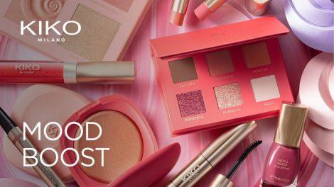 Kiko Milano Mood Boost kolekcija šminke