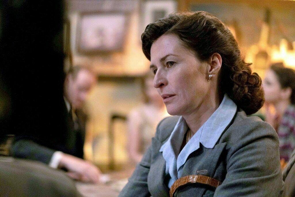 agata i ponoćna ubistva, glumiva Helen Bleksendejl