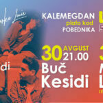 Urban Sessions koncerti u Beogradu 30. i 31. avgusta!